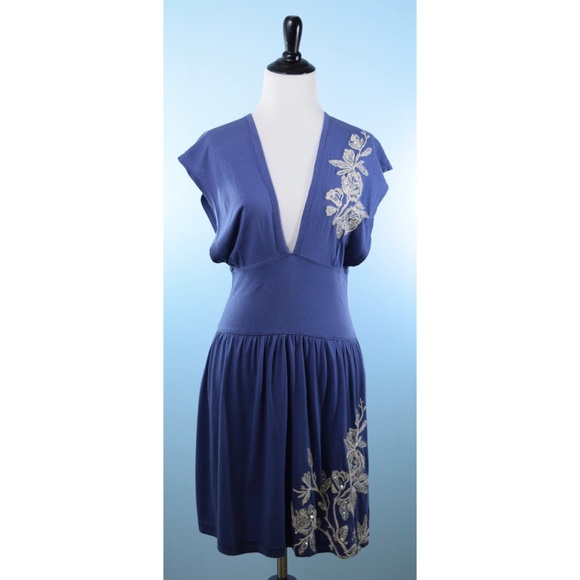 Johnny Was Dresses & Skirts - FOR LOVE AND LIBERTY embroidered dress JOHNNY WAS